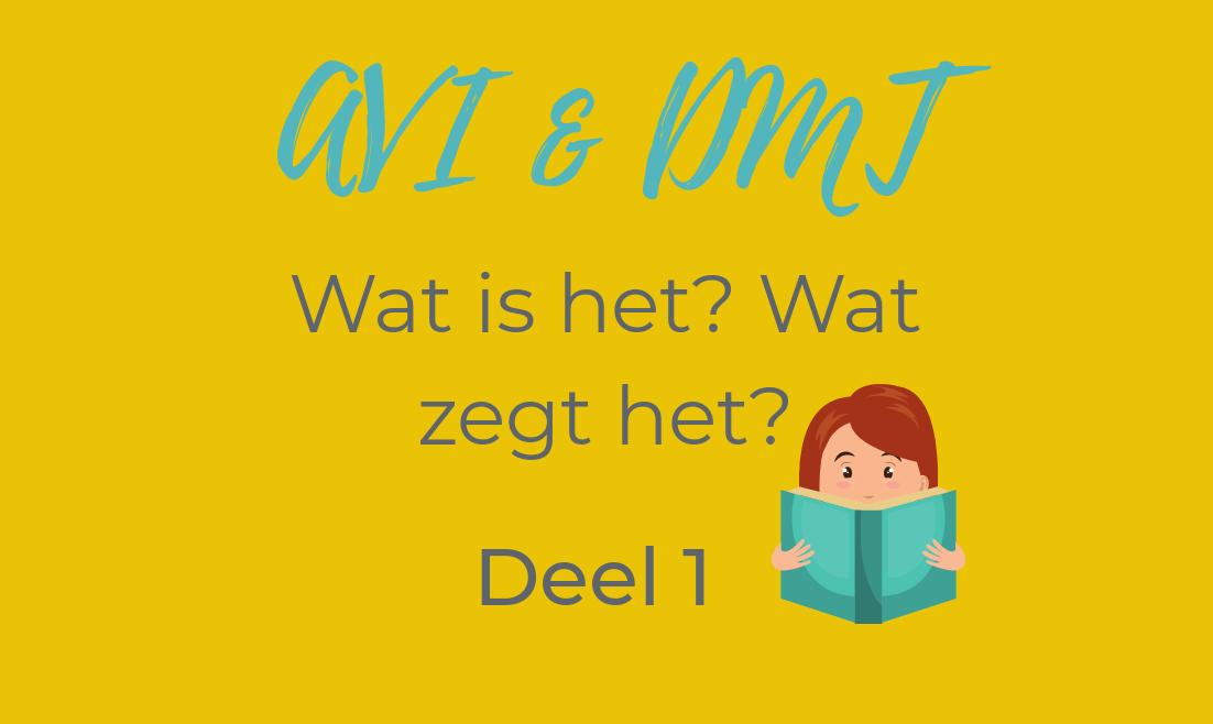 DMT en AVI – deel 1