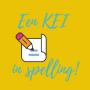 Zo wordt je kind een kei in spelling