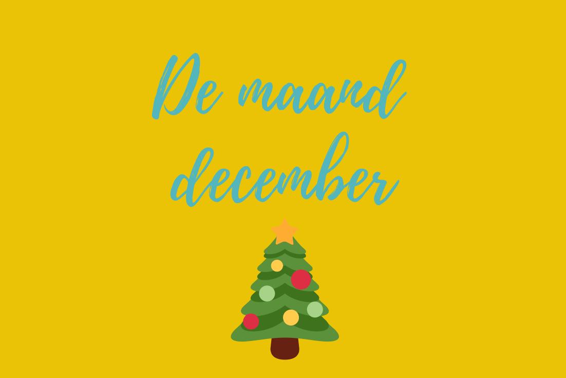 Het 'samen-gevoel' van december